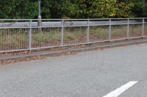 Pedestrian-Fencing