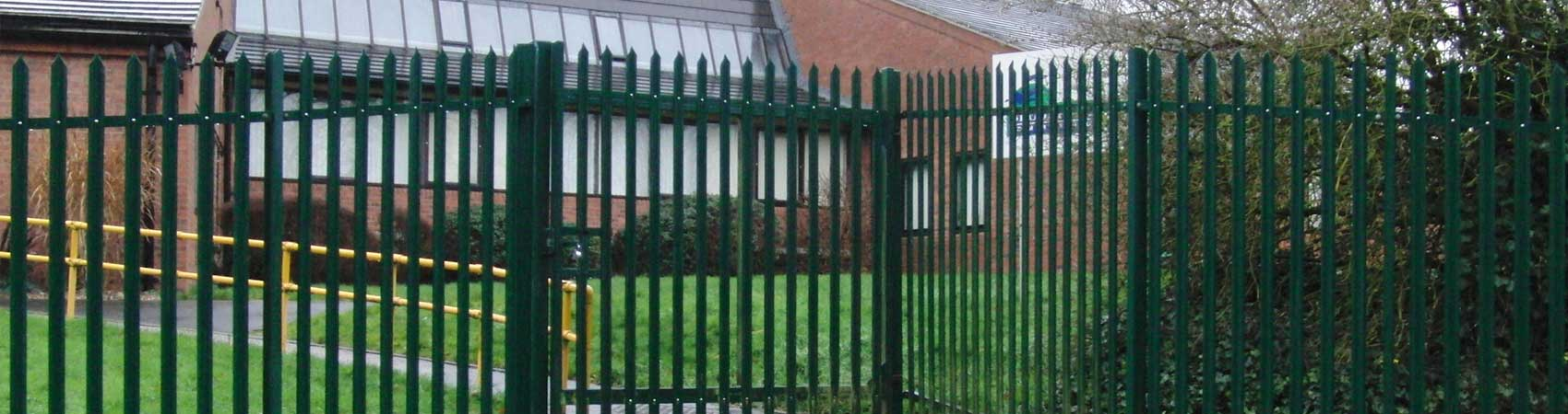 Steel Fencing Amp Gate Supplier Fengate Manufacturing Limited